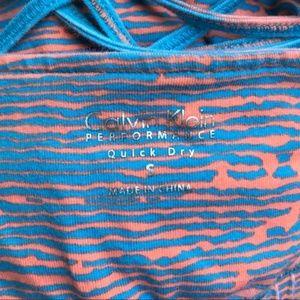 Calvin Klein Tops - 🌟2/$15 or 3/$20- Calvin Klein strappy back top